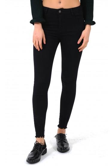 jeans noir skinny
