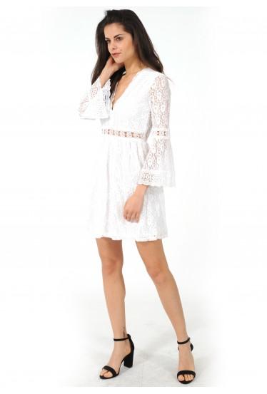 Robe blanche...