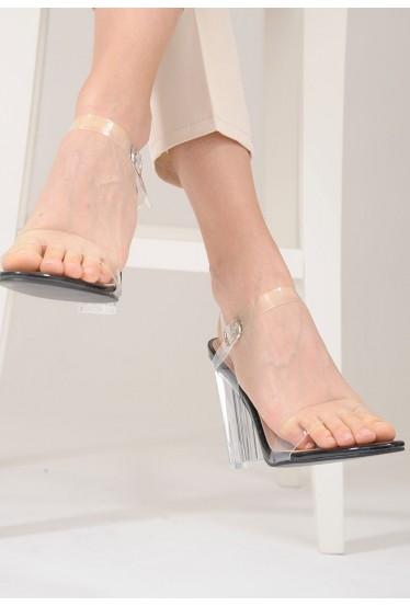 Sandales femme à...